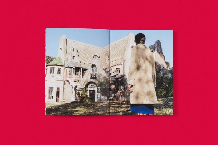Gucci 發行紙本雜誌 Disturbia!讓讀者欣賞不一樣的時裝美照