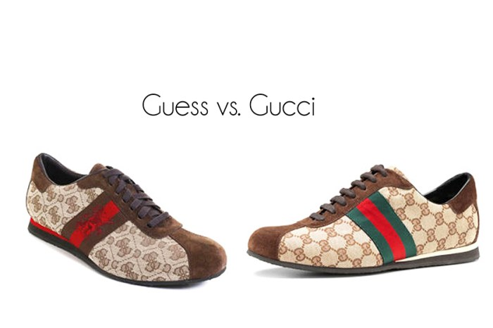長達 9 年的「G」訴訟結束-Gucci 與 Guess 終達成庭外和解!