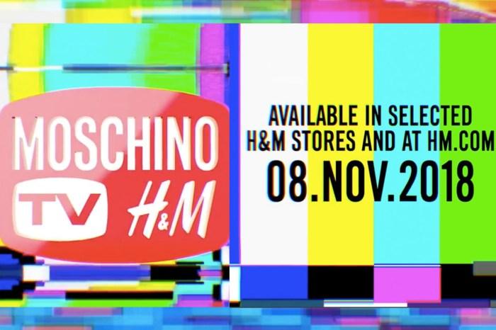 終於輪到它!H&M Instagram 正式公佈 2018 年度聯乘時裝品牌為 Moschino!
