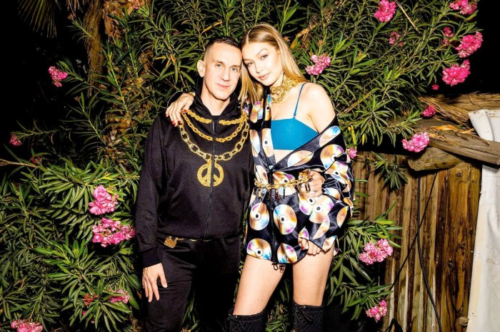 H&M x Moschino 首波單品搶先公開,光是看 Gigi Hadid 示範便知道絕對會荷包大失血!