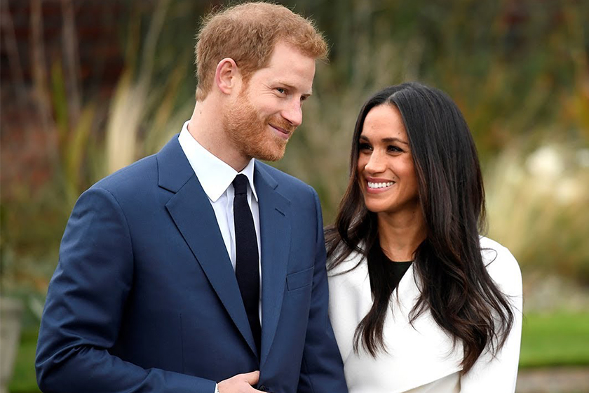meghan markle prince harry wedding breaks royal tradition