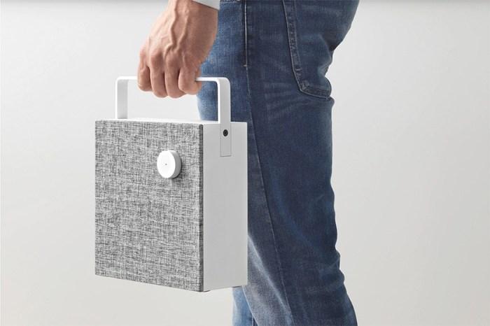 簡約控家居必備!Ikea 首度推出藍芽音響「ENEBY」