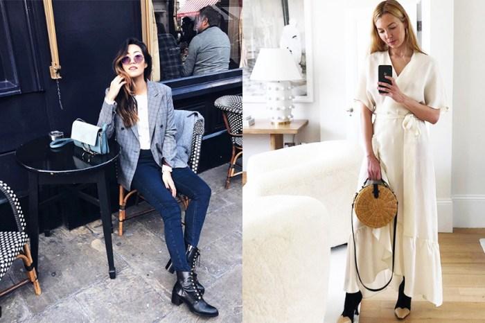 小資女也能負擔:時尚達人穿的都是貴牌嗎?她們身上這些高質單品都是來自平價品牌!