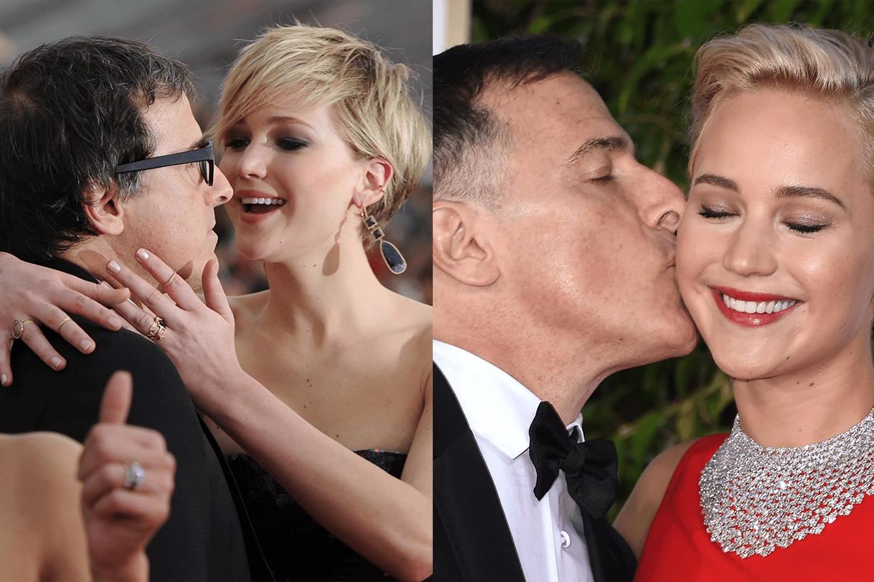 Jennifer Lawrence rumor Director David-O-Russell