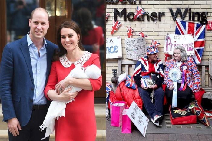 皇室寶寶誕生日:焦點當然是凱特王妃與小王子,不過原來你錯過了醫院外這 5 個惹笑的畫面!