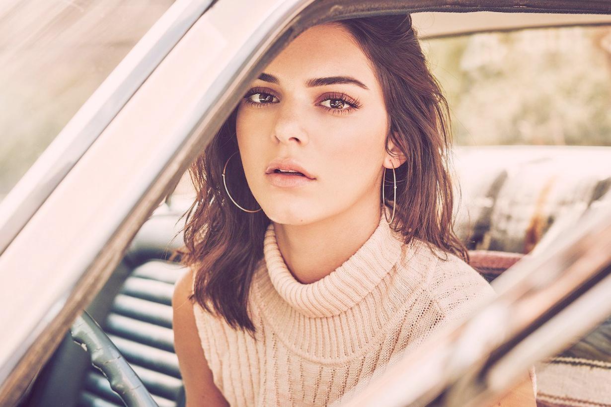 過度整形和注射?Kendall Jenner 最新的照片讓粉絲感嘆「我好懷念以前的她...」