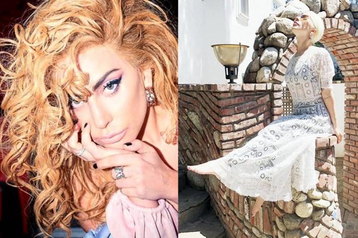 不再奇裝異服!這個以小清新風格打扮的 Lady Gaga,簡直美得認不出來!