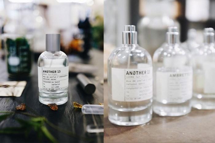 由 Colette 獨家變正式上架!佔 Le Labo 一半業績的就是這款「偽天然體香」香水!