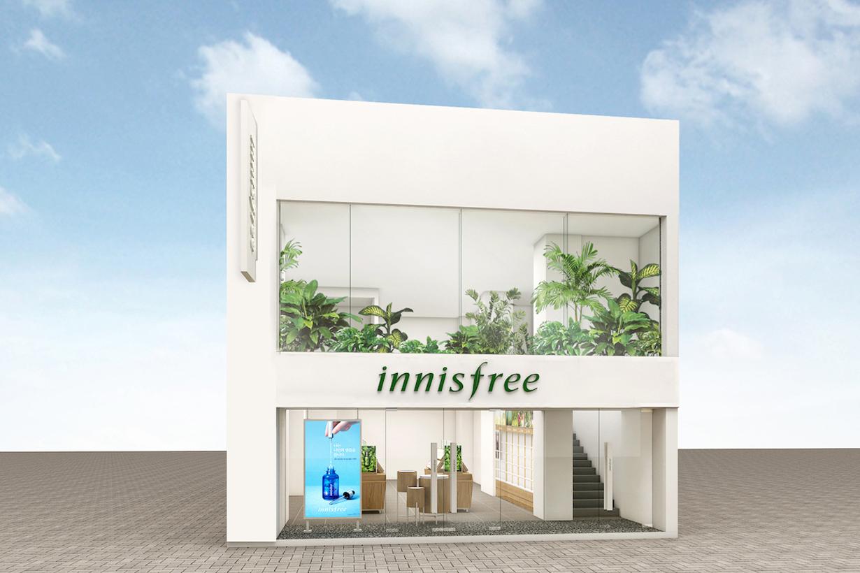 李敏鎬跟你同遊濟州島!現在到日本 Innisfree 新宿分店就可以起行了!