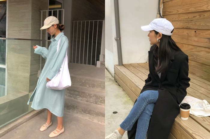 無論你是長髮還是短髮女生,這種 Cap 帽也適合搭配不同時尚風格!