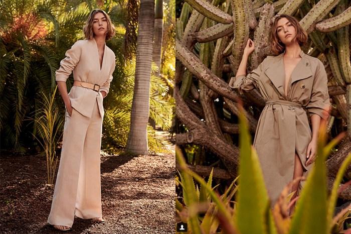 Mango 推出極富質感時尚系列,主打知性的大地色系穿搭