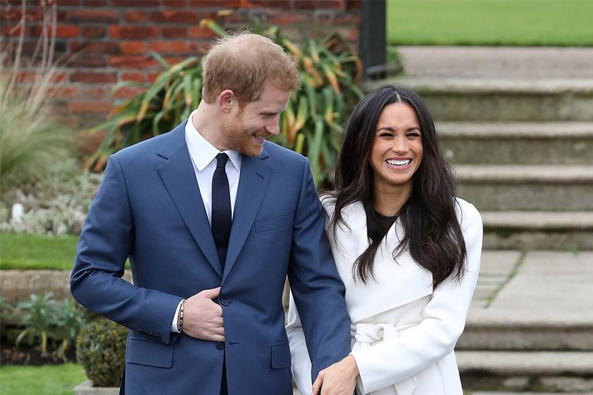 Meghan Markle 與哈里王子第一次約會