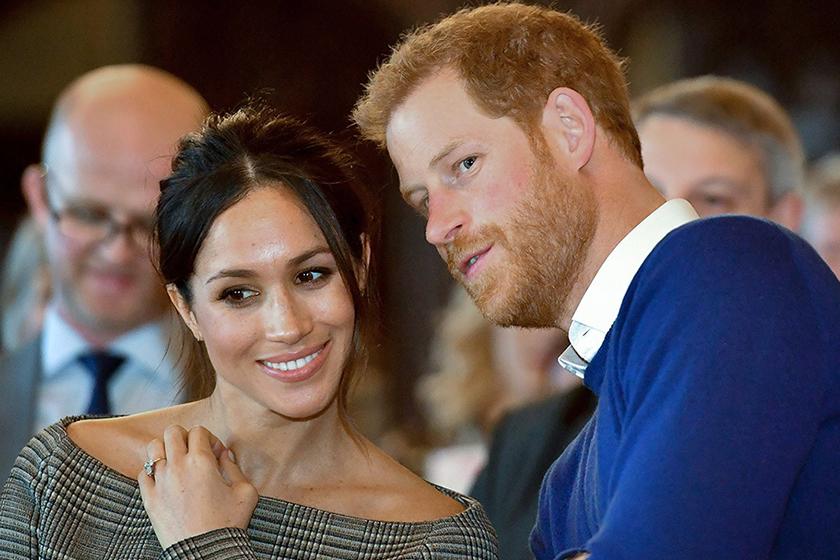 哈利王子和 Meghan Markle 希望大家以捐款作結婚賀禮