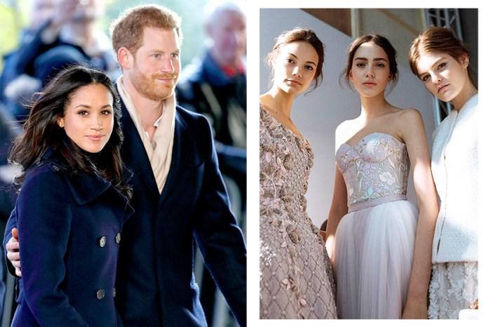 原來不止一件婚紗!博彩公司為 Meghan Markle 的婚紗開盤,她最有可能穿的品牌是這個⋯⋯