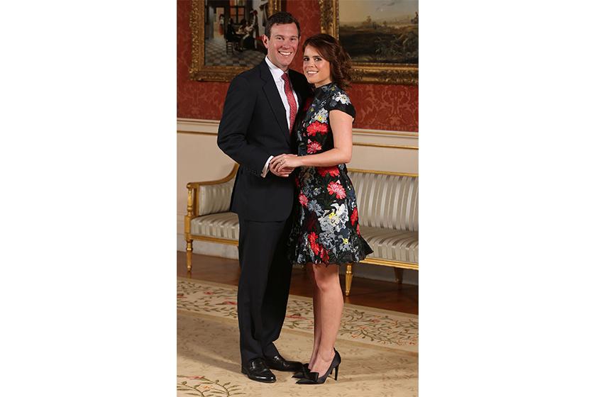 有傳皇室婚禮當天 Meghan Markle 將會穿上 Erdem 的婚紗