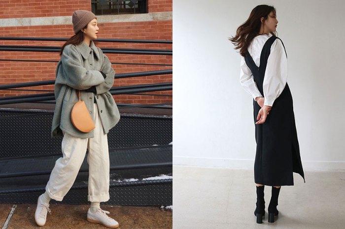喜歡知性又簡約的穿搭?Follow 這個韓國女生,為你每天帶來滿滿的穿搭靈感!