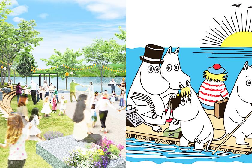 moomin park japan 2019