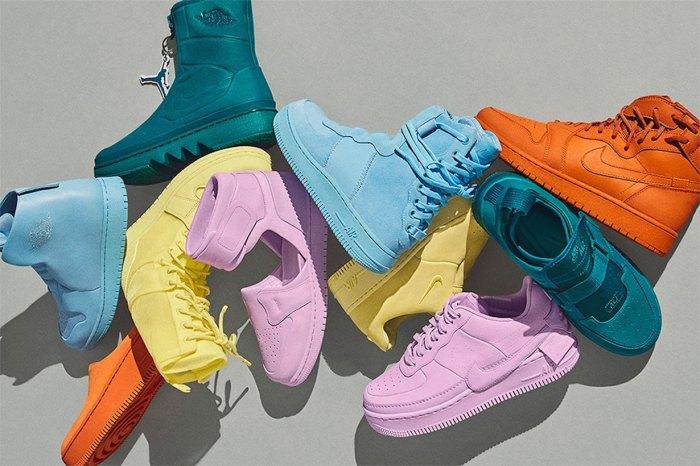 Nike 女性專屬「The 1 Reimagined」波鞋載譽回歸,填上夏日正色調吸睛度滿分!