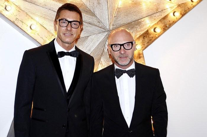 自己品牌自己做,Dolce&Gabbana:「若我們死去,品牌也會同樣地消失」
