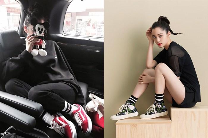 最潮的鞋款都在她腳上:如果你也是波鞋控,應該向歐陽娜娜偷師一下波鞋的時尚穿搭術!
