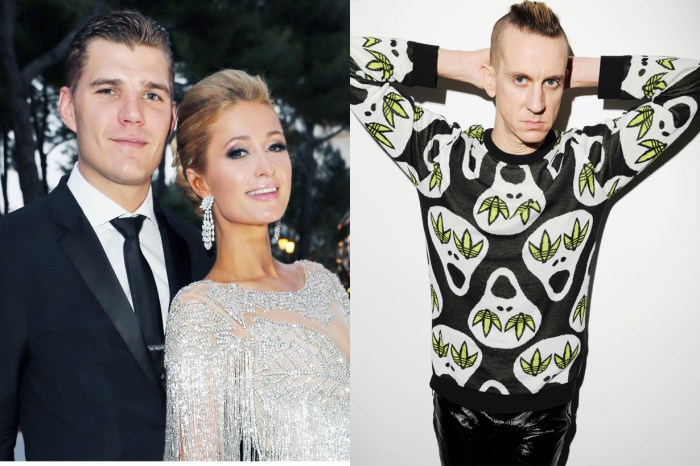 當性感名媛遇上鬼才設計師-Paris Hilton 透露 Jeremy Scott 將會為她親自設計婚禮禮服!