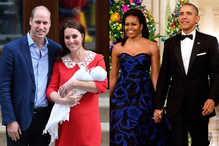 全城恭賀皇室寶寶出生:奧巴馬太太米歇爾在 Instagram 的回應盡顯幽默感!