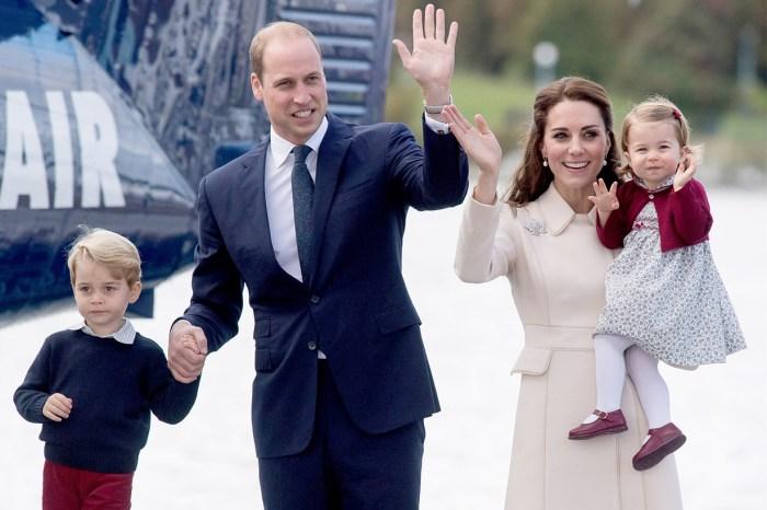 開始倒數!Kate Middleton 待產醫院設起告示牌,皇室寶寶可能隨時出生!