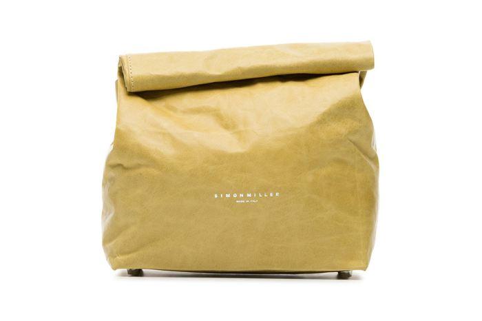 繼 Céline 透明手袋之後…Simon Miller 羊皮紙袋或許是下一個受歡迎的 IT Bag?