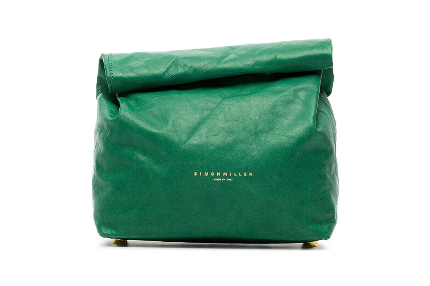 Simon Miller 羊皮紙袋或許是繼 Celine 透明手袋之後下一個受歡迎的 IT Bag