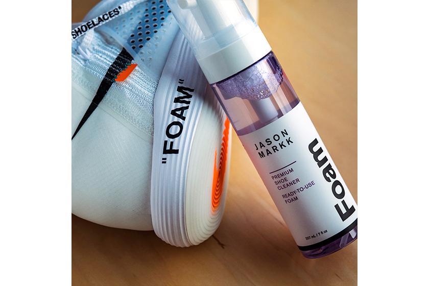 Jason Markk 推出全新一開即用波鞋清潔泡沫 Ready-To-Use Foam