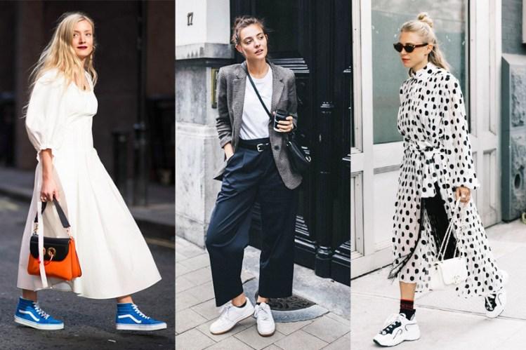 春夏波鞋街拍造型 60+:有了這篇,愛穿波鞋的你今季就有用不盡的穿搭靈感了!