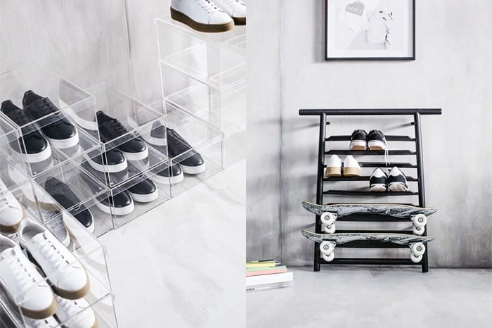 IKEA x STAMPD 極簡美學:波鞋迷必要入手的平價時尚家品「SPÄNST」系列!