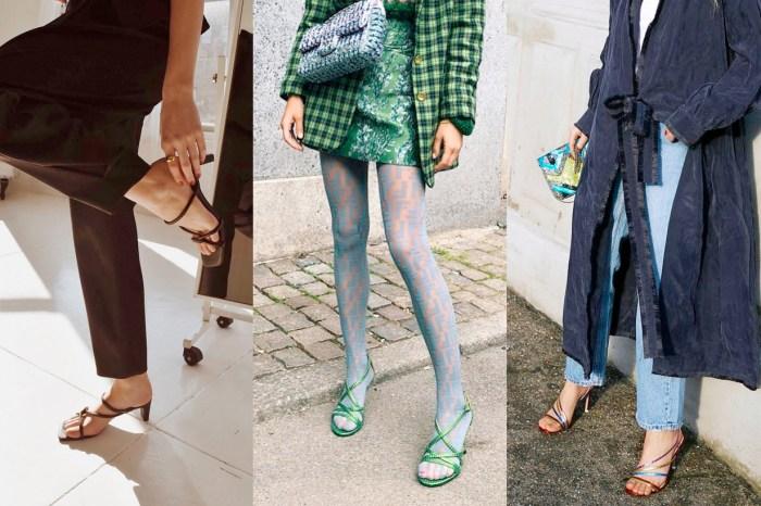 夏天來了還沒準備高跟涼鞋?15+ 從高端到平價的款式靈感足夠讓你陷入選擇困難症!