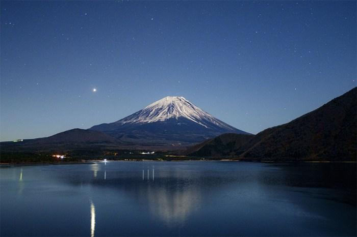 這樣欣賞富士山才是生活態度!到日本要參加的就是「富士‧湖畔の映画祭」