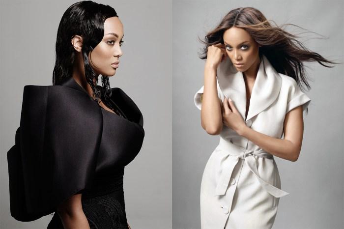 史上第一位黑人 Victoria's Secret Angel-Tyra Banks 當年差一點因為髮型問題而要被折翼?
