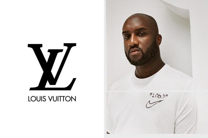 Virgil Abloh 為 Louis Vuitton 設計的首件產品被意外曝光?原來是誤會一場?