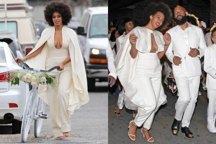 想有一個與別不同的婚禮?就從 Jumpsuit 嫁衣替代裙擺款式開始!