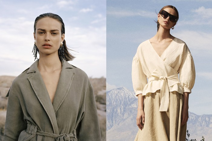 如何用設計簡約的素色單品穿出氣質?Zara 的最新造型目錄可以給你一點提示!
