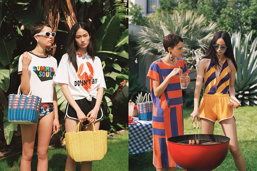 Zara TRF 釋出 2018 春夏造型目錄,以 California Rush 為名