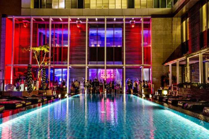 W Hotel 在今個夏天抽乾泳池,讓你與韓國著名 DJ 在這裡搞派對!