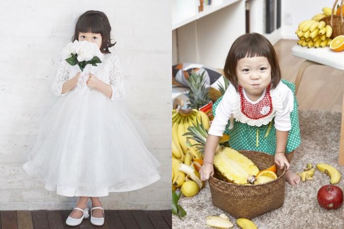 還記得韓綜《超人回來了》的「秋小愛」嗎?轉眼間女娃已成小淑女,變得更漂亮了!