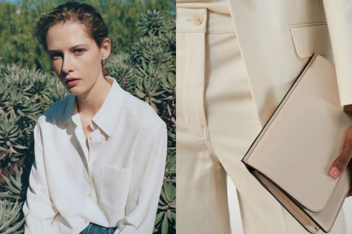 讓人經不起誘惑的白:Arket 推出質感白衣系列,誓要進佔你的夏日衣櫥