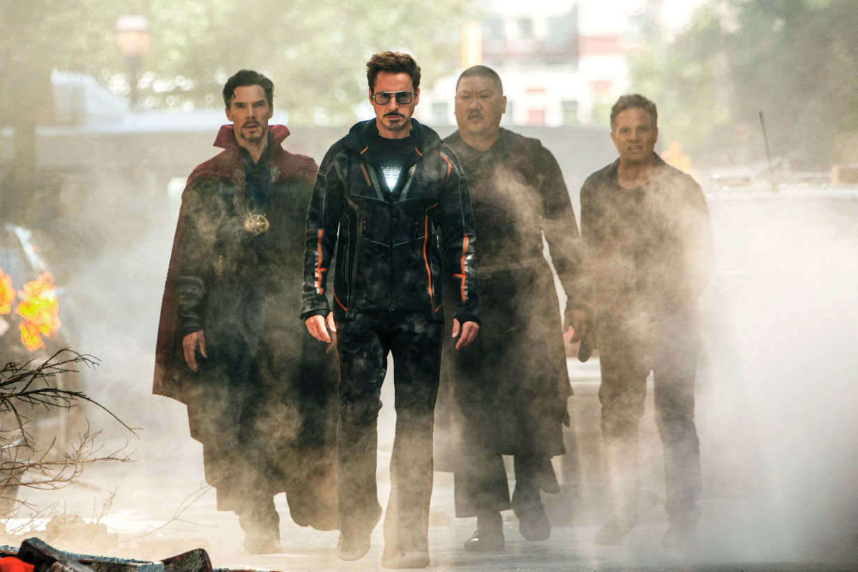 Avengers 4 marvel  spoiler captain america thanos hulk thor tony stark iron man