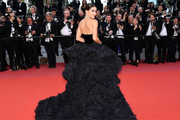 比女星行頭更珍稀!時尚博主 Camila Coelho 穿上百萬禮服出現康城影展