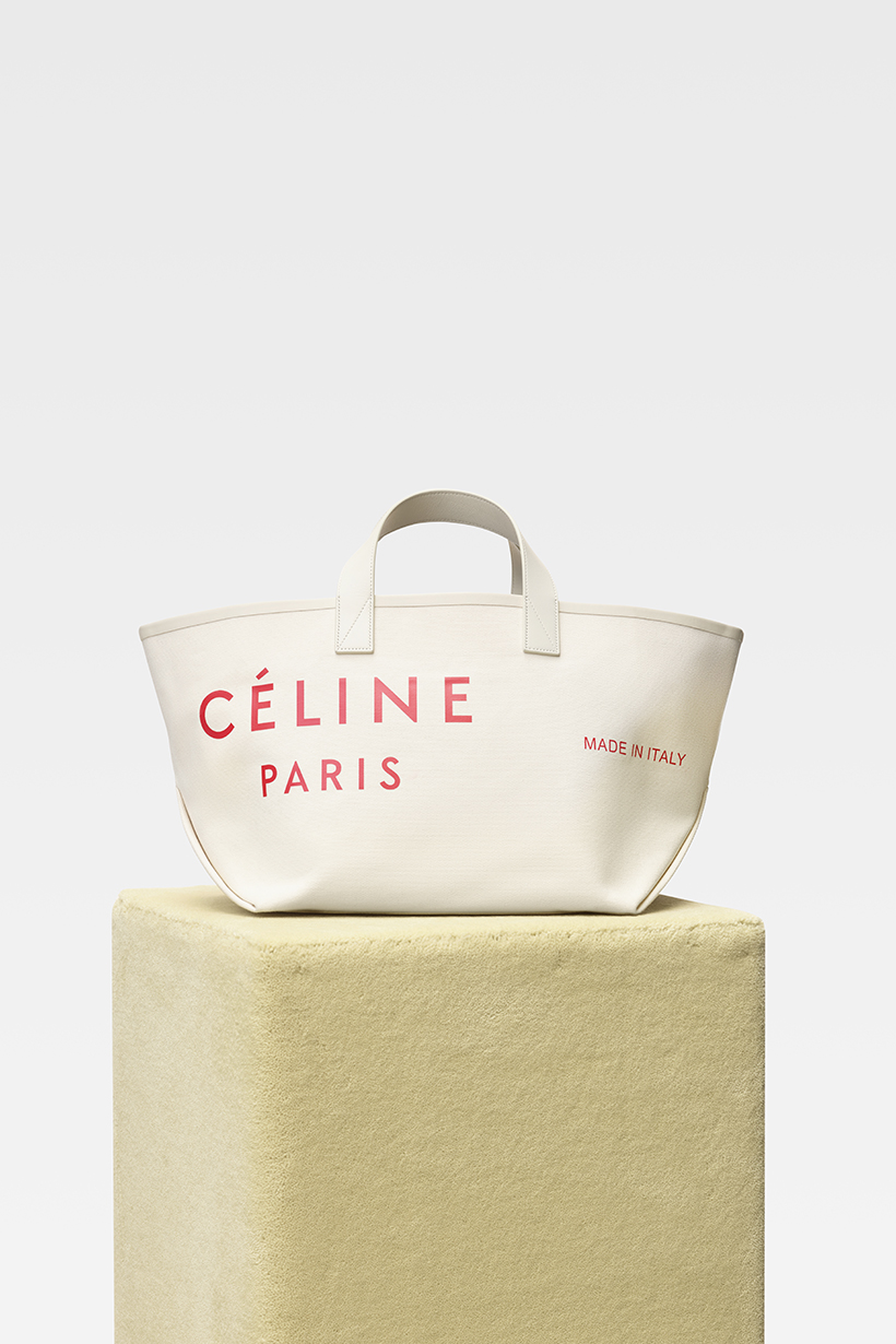 Céline Made In Tote Bag