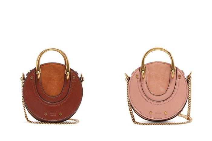 說到 Mini Bag,怎能不敗給 Chloé 全新迷你 Pixie Bag?