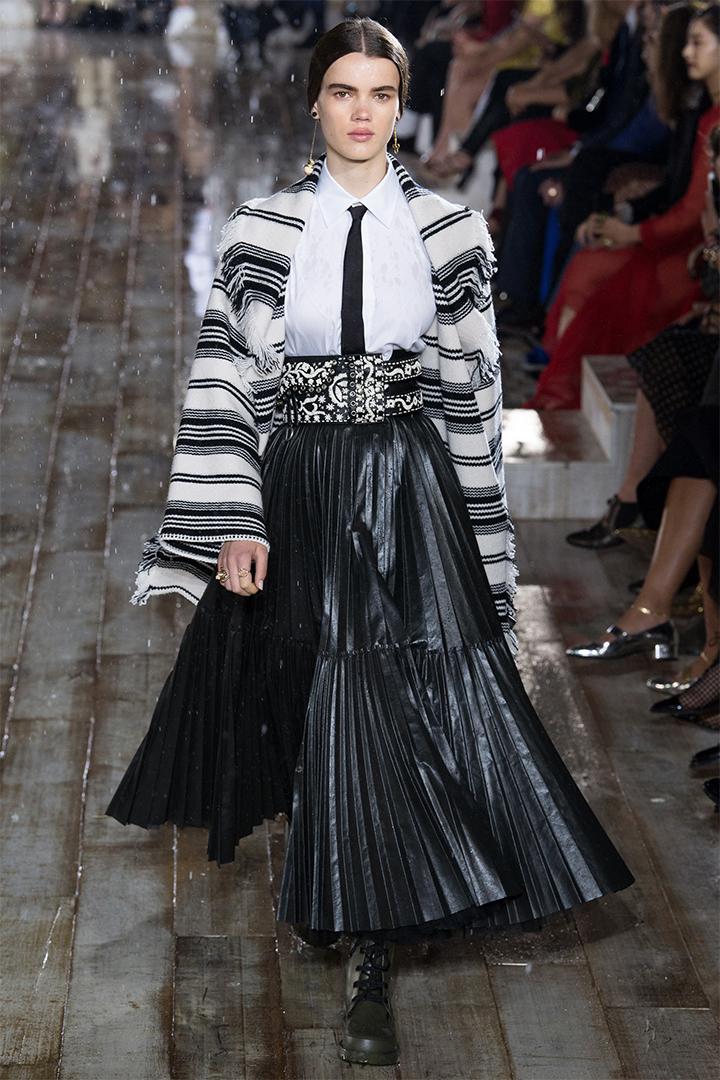 Christian Dior resort 2019 runway