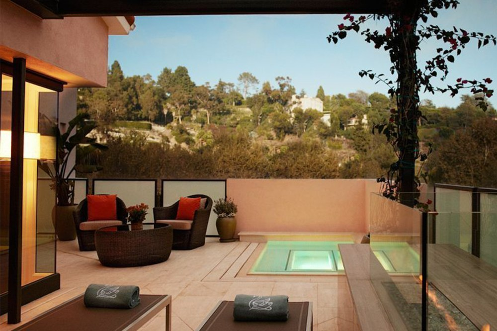 Hotel Bel-Air, the Dorchester Collection, Los Angeles 2