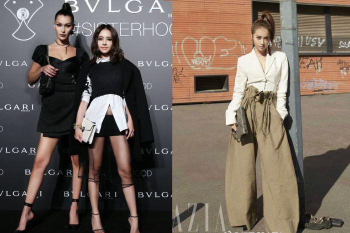 150 公分的女孩如何穿出名模級長腿?向蔡依林的「高腰穿搭術」偷師準沒錯!