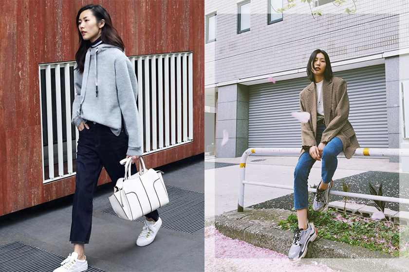 Liu Wen super model instagram photos pose